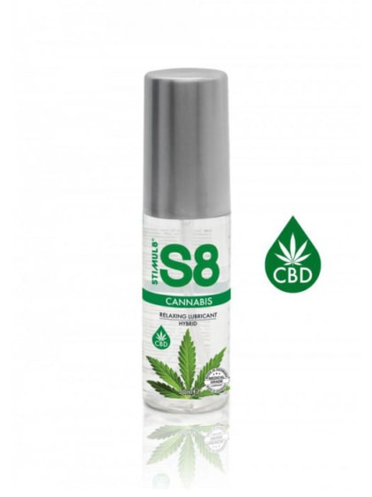S8 - Hybrid Cannabis Lube 50ml